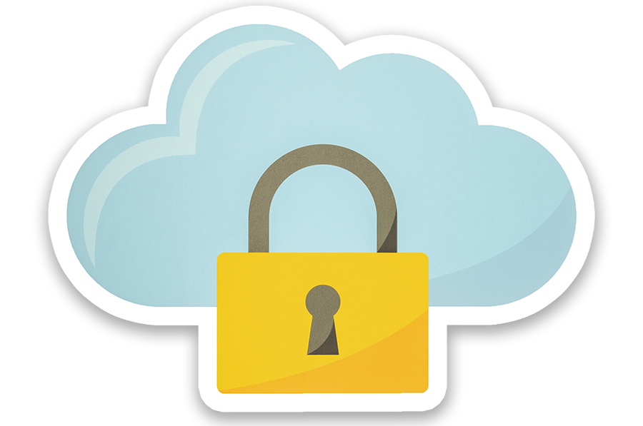 secure cloud image